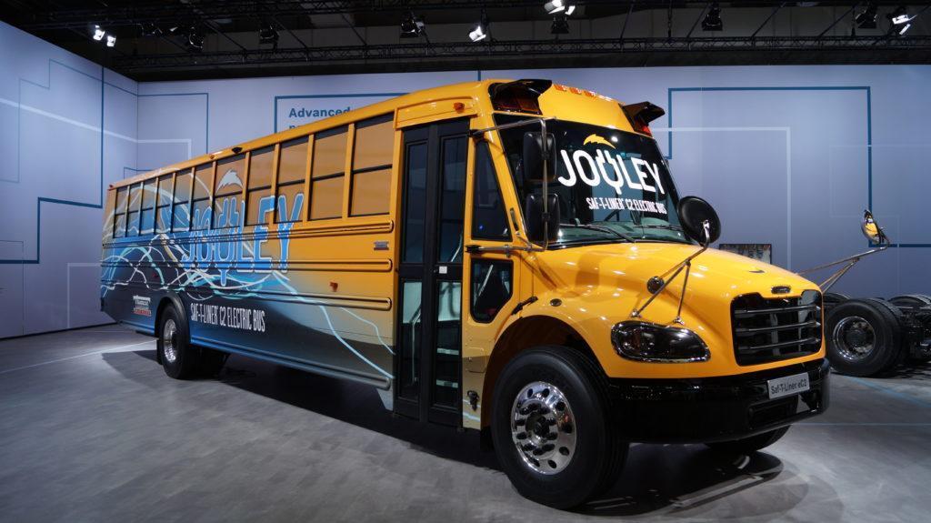 Thomas Built Bus EV